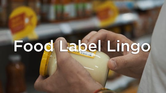Food Label Lingo: Making Sense of Tricky Terms by Hilton Head Health ONDEMAND