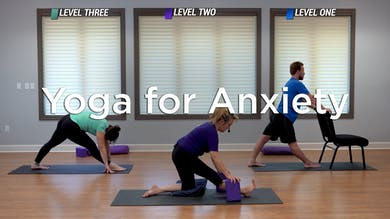 Yoga for Anxiety by Hilton Head Health ONDEMAND
