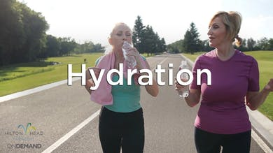 Hydration & Weight Management by Hilton Head Health ONDEMAND