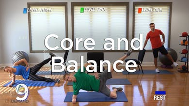 Core and Balance by Hilton Head Health ONDEMAND