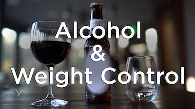 Alcohol and Weight Control by Hilton Head Health ONDEMAND