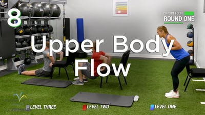 Upper Body Flow by Hilton Head Health ONDEMAND