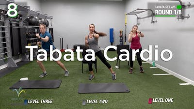Tabata Cardio by Hilton Head Health ONDEMAND