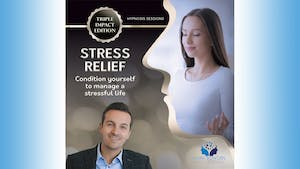 Instant Access to Stress Relief - Triple Impact Edition by Mark Bowden Ltd, powered by Intelivideo