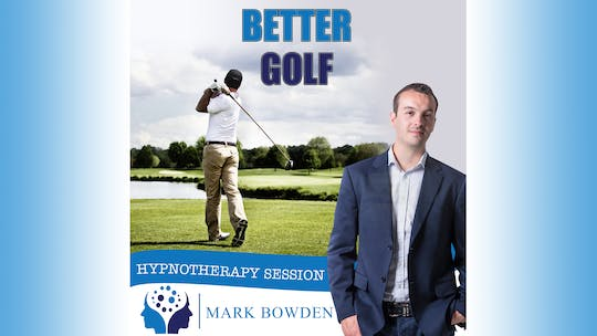 Instant Access to Better Golf by Mark Bowden Ltd, powered by Intelivideo