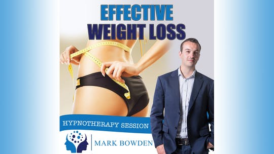 Instant Access to Effective Weight Loss Hypnosis Audio by Mark Bowden Ltd, powered by Intelivideo
