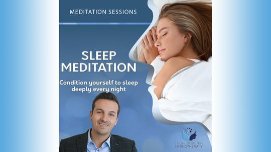 Instant Access to Sleep Meditation by Mark Bowden Ltd, powered by Intelivideo