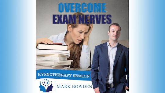 Overcome Exam Nerves by Mark Bowden Ltd, powered by Intelivideo