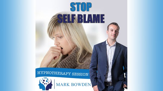 Stop Self Blame by Mark Bowden Ltd, powered by Intelivideo