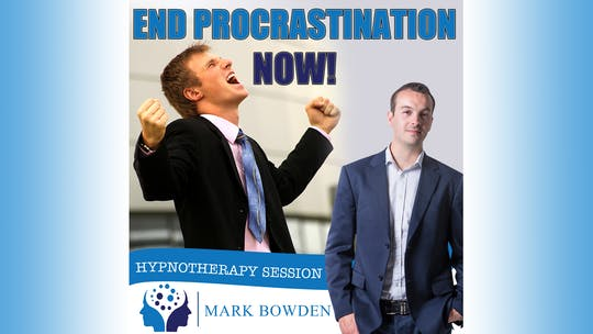 Instant Access to End Procrastination by Mark Bowden Ltd, powered by Intelivideo