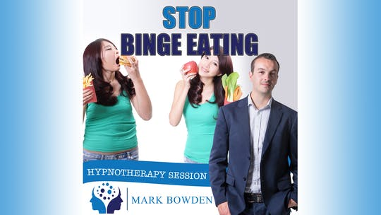 Stop Binge Eating by Mark Bowden Ltd, powered by Intelivideo