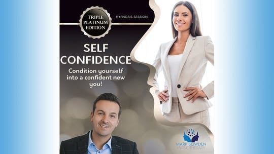 Instant Access to Self Confidence  - Triple Impact Edition by Mark Bowden Ltd, powered by Intelivideo