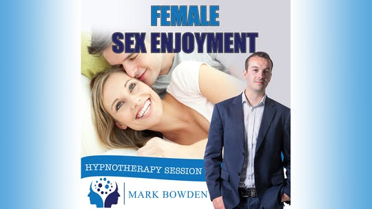 Instant Access to Female Sex Enjoyment by Mark Bowden Ltd, powered by Intelivideo