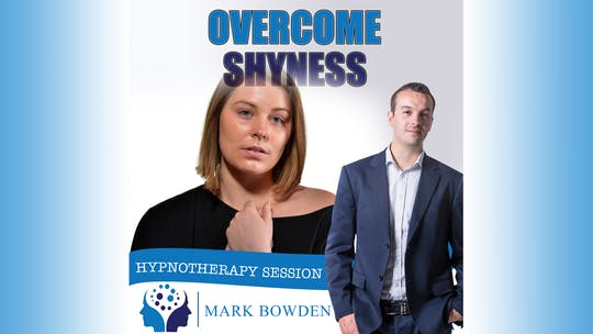 Instant Access to Overcome Shyness by Mark Bowden Ltd, powered by Intelivideo