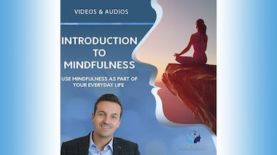 Introduction to mindfulness video by Mark Bowden Ltd