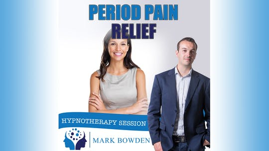 Period Pain Relief by Mark Bowden Ltd, powered by Intelivideo