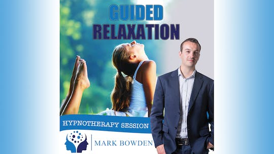 Instant Access to Guided Relaxation by Mark Bowden Ltd, powered by Intelivideo
