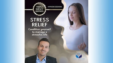 4 - Stress Relief - Intensive - Bedtime by Mark Bowden Ltd