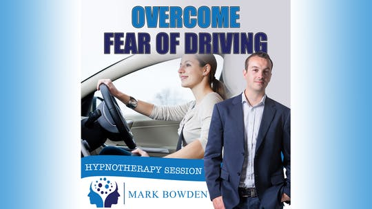 Instant Access to Overcome Fear of Driving by Mark Bowden Ltd, powered by Intelivideo