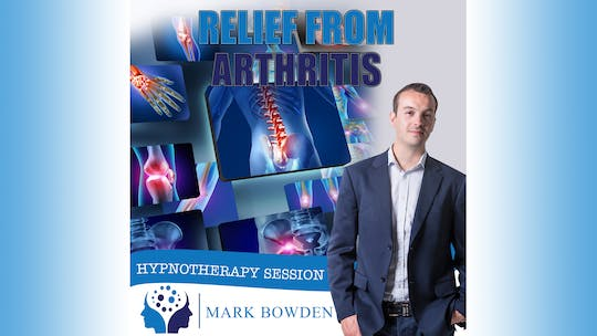 Relief from Arthritis by Mark Bowden Ltd, powered by Intelivideo