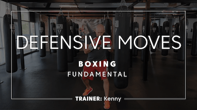 Fundamentals | Defensive Moves by TITLE Boxing Club