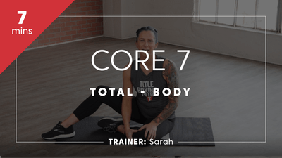 Core 7 with Sarah by TITLE Boxing Club