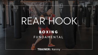 Fundamentals | Rear Hook by TITLE Boxing Club