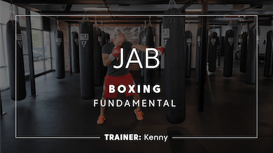 Fundamentals | Jab by TITLE Boxing Club