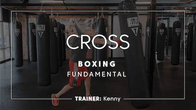 Fundamentals | Cross by TITLE Boxing Club