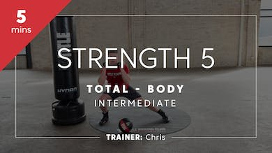 Strength 5 with Chris by TITLE Boxing Club