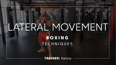 Technique | Lateral Movement by TITLE Boxing Club
