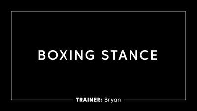 Instant Access to Boxing 101 | Boxing Stance by TITLE Boxing Club, powered by Intelivideo
