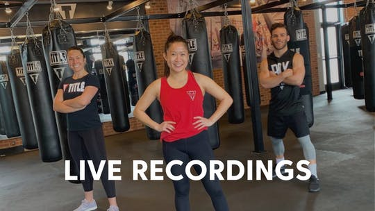 Live Workout Recordings by TITLE Boxing Club