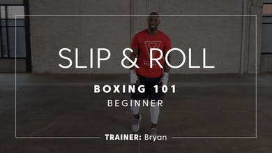 Boxing 101 | Slip & Roll by TITLE Boxing Club