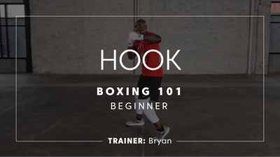 Boxing 101 | Hook by TITLE Boxing Club