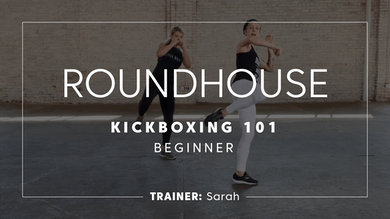 Kickboxing 101 | Roundhouse Kicks by TITLE Boxing Club