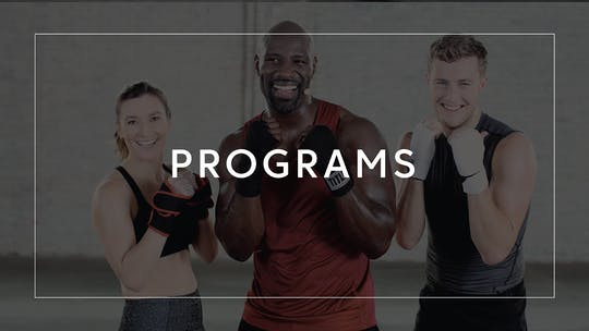 Programs by TITLE Boxing Club