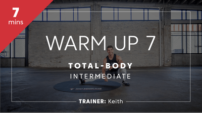 Warm Up 7 with Keith by TITLE Boxing Club