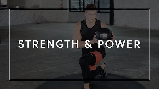 Strength & Power by TITLE Boxing Club
