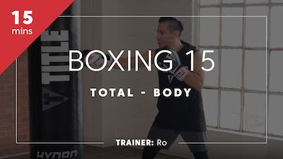 Boxing 15 with Ro by TITLE Boxing Club