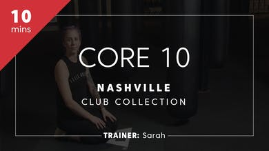 Core 10 with Sarah by TITLE Boxing Club