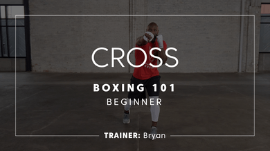 Boxing 101 | Cross by TITLE Boxing Club