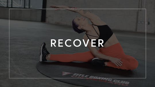 Recover by TITLE Boxing Club