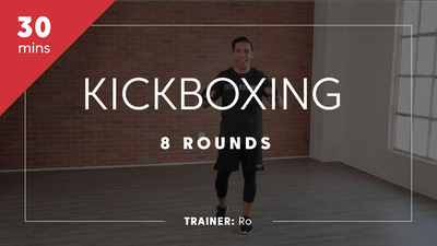 Kickboxing 8 Rounds with Ro by TITLE Boxing Club