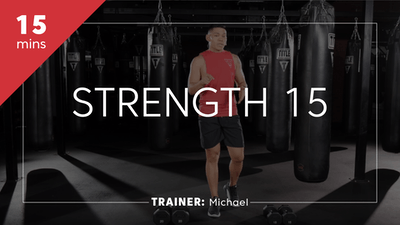 Strength 15 with Michael by TITLE Boxing Club
