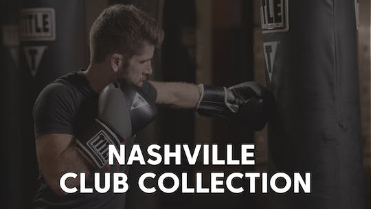 Nashville Club Collection by TITLE Boxing Club