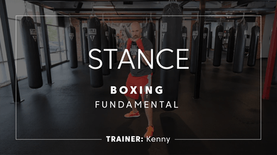 Fundamentals | Boxing Stance by TITLE Boxing Club