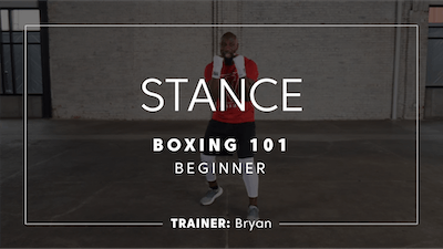 Boxing 101 | Boxing Stance by TITLE Boxing Club