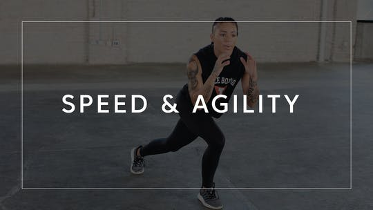 Speed & Agility by TITLE Boxing Club