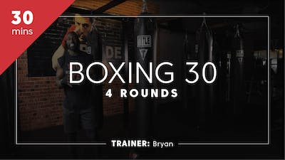 Boxing 30 with Bryan by TITLE Boxing Club